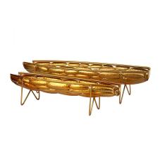 Lux Gold 2Li Ayaklı Gondol