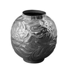 Nicky Kabartmalı Dekoratif Vazo Büyük Boy