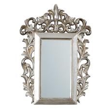 Fransız Stil Gri Duvar Aynası