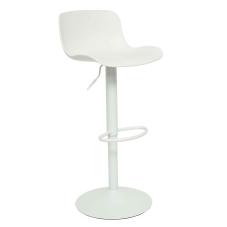 Shun Bar Sandalyesi Beyaz