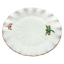 Yusufçuk Porselen Servis Tabağı