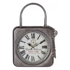 Cool Metal Anahtarlı Kilit Model Saat