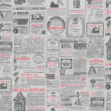 Duvar Kağıdı Freedom Newspaper DK.14235-2 (16,2 m2)