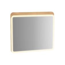 Sento Aydınlatmalı Ayna 120 cm Açık Meşe