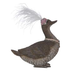 Lima Süslü Ördek Biblo