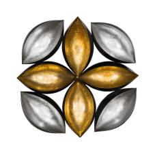 Rumi Dekoratif Çiçek Mumluk