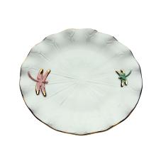 Yusufçuk Porselen 6Lı Pasta Tabağı