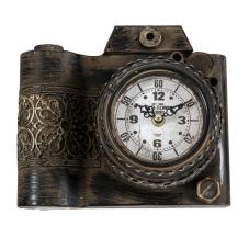 Antik İşlemeli Duvar Saati