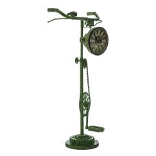 Dragon Yeşil Bisiklet Model Ayaklı Saat