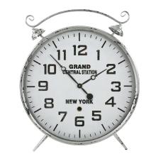 Jumbo Metal Ayaklı Saat