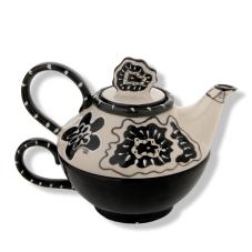 Cambria Nouveau Dekoratif Çaydanlık