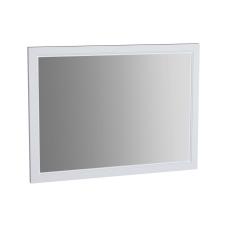 Valarte Aydınlatmalı Düz Ayna 100 cm Mat Beyaz