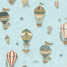 Duvar Kağıdı Kids Collection Balloon DK.15144-3 (16,2 m2)