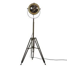 Patna Spot Model Cam Kapaklı Lambader