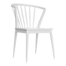 Pavilion Beyaz Ahşap Sandalye