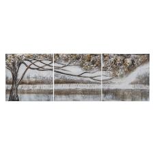 Doru Ağaç Model Dekoratif Tablo