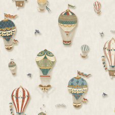 Duvar Kağıdı Kids Collection Balloon DK.15144-1 (16,2 m2)