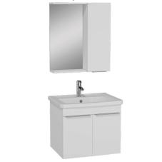 Quadrum Banyo Dolabı Seti Kapaklı 65 cm