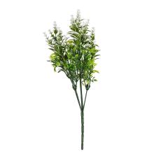 İnce Yaprak Kır Çiçeği Demeti Beyaz