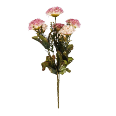 Bol Yapraklı Pembe Demet